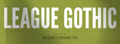 LeagueGothic