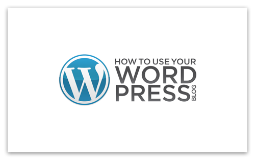Click here to download the free basic WordPress author's guide