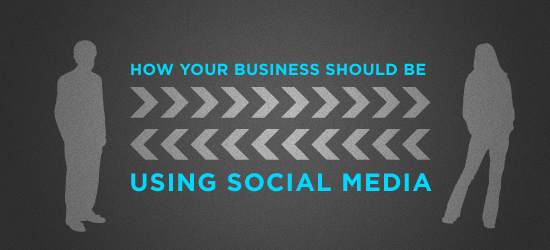 how your business should be using social media