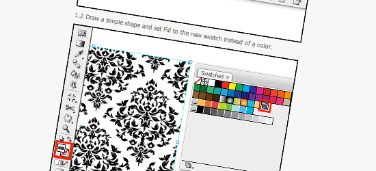 Seamless Patterns in PS & Illy