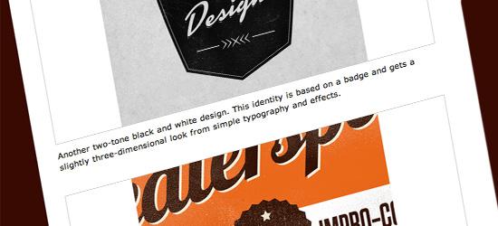 Elements of Retro Web Design