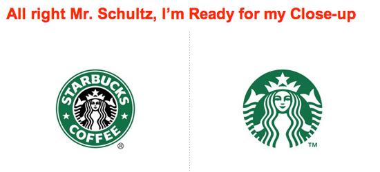 Starbucks Logo Redesign