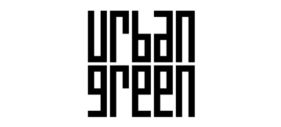 Urban Green Logo by Pentagram