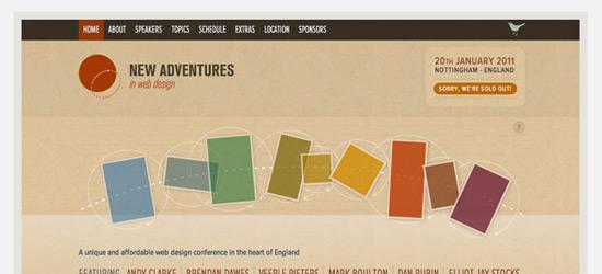 Conferences for Web Designers