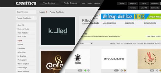 Creattica & LogoPond