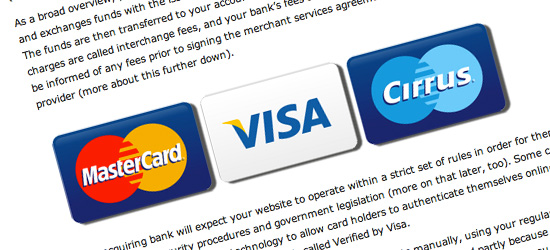 Taking Credit Card Payments Online