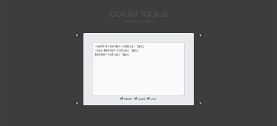CSS3 Tools