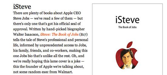 iSteve - Steve Jobs Biography