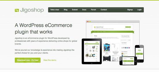 Jigoshop WordPress e-Commerce Plugin