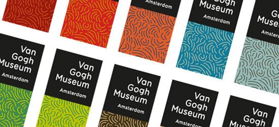 Van Gogh Museum Identity Redesign