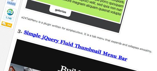 jQuery-plugins