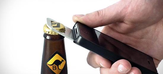 Opena iPhone Case