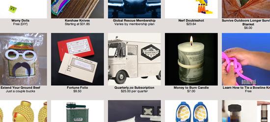 Core77 Gift Guide