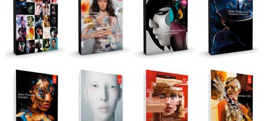 Adobe CS6 Branding