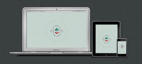 November desktop wallpaper on iPhone, iPad and iMac